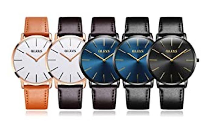 Amazonで見つけた腕時計 いろいろな種類